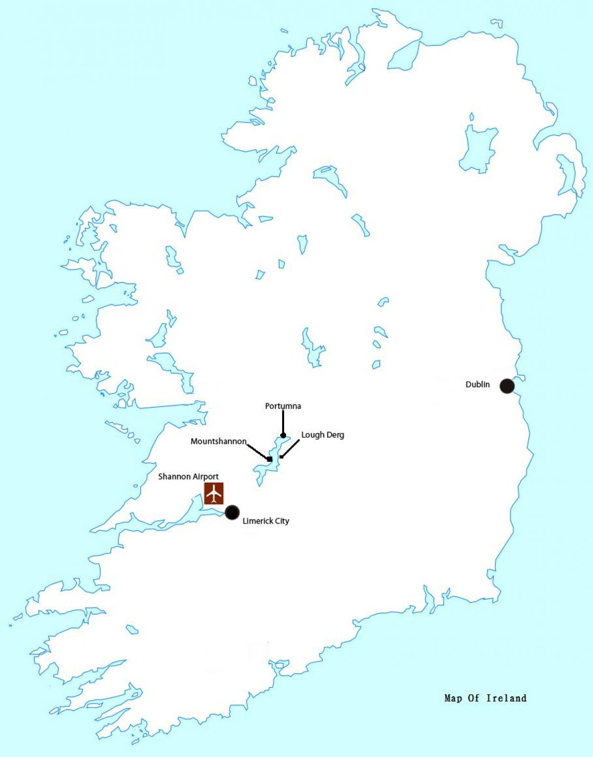 map of ireland shannon airport Shannon Airport Ireland Map Map Of Shannon Airport Ireland map of ireland shannon airport