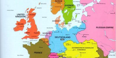 Map Of Europe Ireland.Ireland Eire Map Maps Ireland Eire Northern Europe